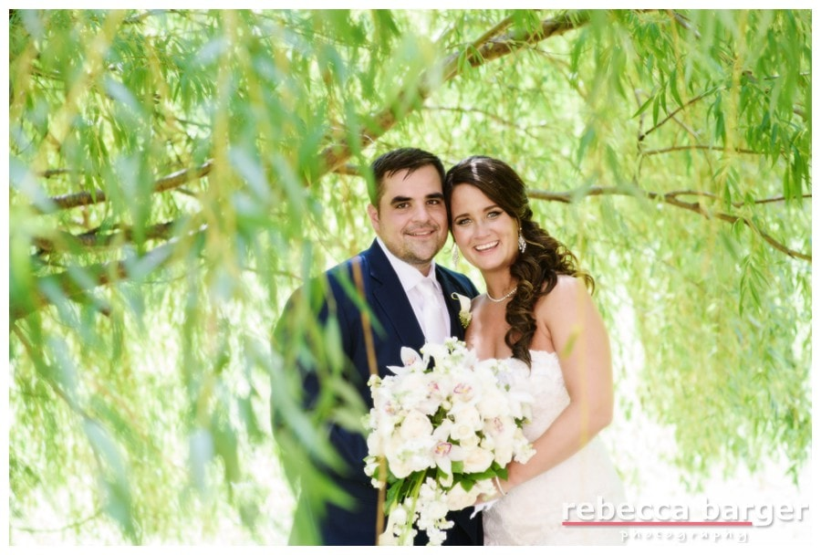 Carissa + Lawrence, flowers by Beautiful Blooms.
