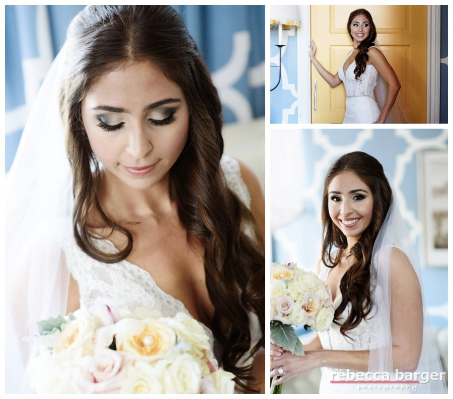 Beautiful Olivia! Cosmetics and hair by Bella Angel.