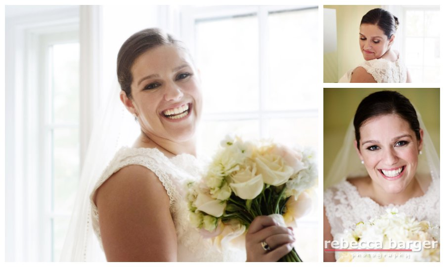 Lovely Kiera with her Carl Alan Flowers, all ready to get married! Hair and cosmetics by Artur Salon.