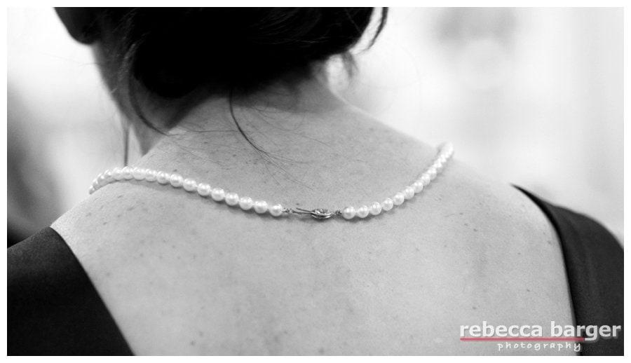 Cessa's pearls.