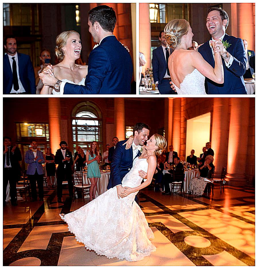 First Dance for the couple.